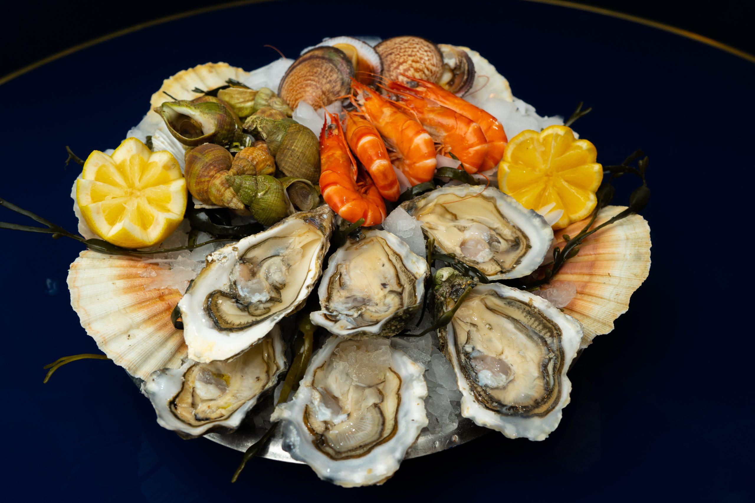Livraison de Plateaux de Fruits de Mer à domicile sur Paris et Ile